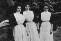 A little about my family / family history, harvey girls, WWII, Ferry Pilot