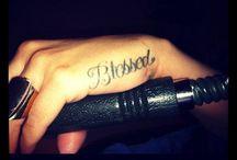 Tattoos / by Ingrid Punt
