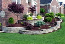 Retaining Wall Ideas / Welcome to Dream Yard's retaining wall ideas board on pinterest. We also have other boards that deal with hillside landscaping so we hope you get to check those out as well. Thanks for visiting us. / by dreamyard