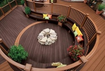 Pictures of decks / Welcome to Dream Yard's Pinterest board of deck pictures. Hopefully you will find some great deck landscaping ideas for your home projects. Thanks for visiting us and hopefully you get a chance to check out some of our other landscaping boards. / by dreamyard