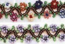 Beads and jewelry / beads, bead crafts, jewelery making,