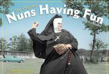 Nuns having fun! / nuns, fun, nuns having fun, cool nuns ,  Catholics