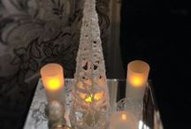 Christmas decorations and party ideas! / Christmas idea's to inspire.
