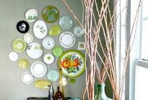 Plates & Plate Walls / by Julia House