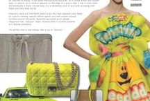 "Color Alert - May 2014 / Color Marketing Group introduces ""Infusion."" A green-influenced yellow that emerged from a Color Marketing Group workshop in Toronto,  ""Infusion"" has become an international front-runner of color.   Sign up to receive CMG's monthly Color Alerts http://tinyurl.com/q88r74c"