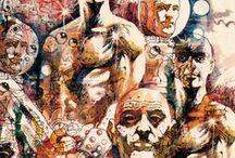 Comics art and BD