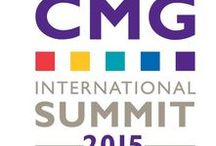 2015 International Summit / CMG's 2015 International Summit is being held November 13th - 15th at the Hyatt Regency Mission Bay & Spa, San Diego, CA.   Here CMG will reveal the 2017+ World Color Forecast comprising the results from Color Forecasting Conferences held throughout North America, Asia, Europe, and Latin America. #CMGSUMMIT15