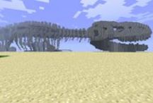 Minecraft / minecraft awesomness / by Samantha Colson
