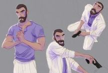 Character Design | Male Ref