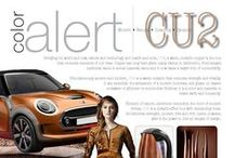 "2015 Color Alerts / Color Alert is an exciting, monthly feature from Color Marketing Group, illuminating one of our ""World Colors""  and validating our predictions in the market. Sign up to receive CMG's monthly Color Alert and other Color Forecast information on meetings and events. http://tinyurl.com/q88r74c"