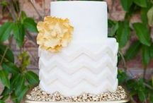 Weddings | Cakes inspiration / Wedding cakes that inspirer
