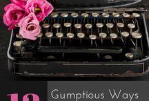 Writing / by Holly Varga