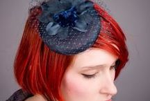 Imogen's Imagination- Fascinators / All these fascinators are available to buy online