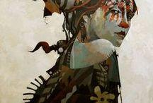 Character | Tribal