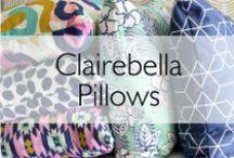 Clairebella Pillows