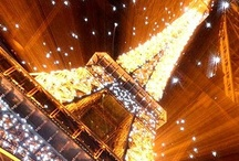 PARIS (A Place I Would LOVE To Visit) / Paris, Dream Vacation, Love / by Gloria Frazier