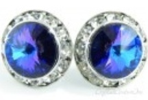 Our Earrings / crystalcoutureinc.com / by Crystal Couture Inc