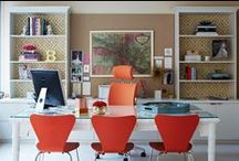 Home Office / by Sarah Gravely