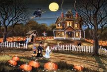 Happy Halloween / by Sandy Feasby