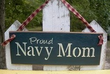I Am A Proud Navy Mom / by Sandy Feasby