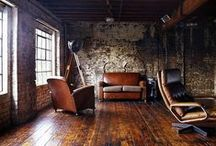 MAN CAVE / by Marcy Penner