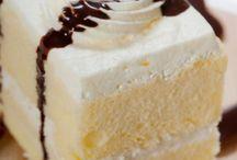 Cakes / by Jacqueline Stahrr
