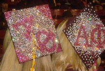 Graduation Glitz / We can help you make graduation sparkle. Contact us at Crystalcoutureinc.com / by Crystal Couture Inc