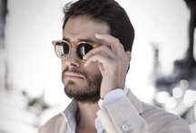 His Style. / A man should look as if he bought his clothes with intelligence, put them on with care and then forgotten all about them. ~Hardy Amies / by LiveCharmed | DeeAnne White