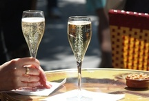 In Rather a Champagne Mood. / We are staunch and true and in rather a Champagne mood. ~Franz Marc. / by LiveCharmed | DeeAnne White