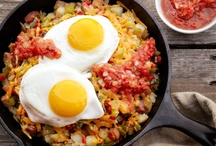 Recipes: Let's do Breakfast / Ideas and recipes for breakfast, because it should really be every meal / by Sarita Fisher