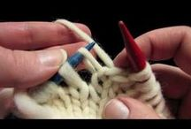 Knitting: videos, tutorials, misc / misc projects, how tos, tips / by Michele Elliott