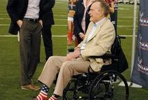 Houston's President / George H. W. Bush / by KHOU 11 News