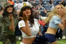 Texans Cheerleaders / by KHOU 11 News