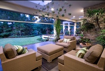 Motorized and Retractable Screens / by Horner Millwork