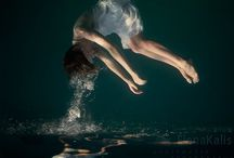 [Lady in the Water] / by Roxanne Maxfield