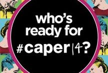Caper 2014 Bags / Check out our Caper Bags and help our Future Professionals attend a once in a lifetime opportunity for their education! http://bit.ly/CaperBags