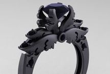 Eye Catching Jewelry / Jewelry that catches the eye & imagination
