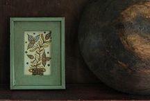 Kelsey Anilee Designs / Kelsey A. Smith, fraktur artist. kelseyanilee.com