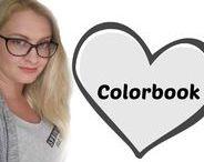 Omalovanky/ Colourbook