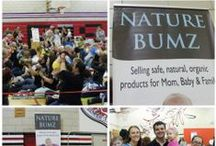Nature Bumz Co.'s Shows & Showroom Pics / From our home location, we love having people join us in our showroom for cloth diaper workshops, Cloth 101 Seminars, and Consultations!  5726 Robinson St., Niagara Falls, Ontario, Canada!