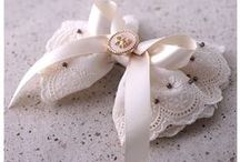 Crafts:  Bows, Buttons,and Ribbons / Using buttons, bows and ribbon in design / by Lucia  Kaiser