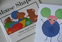 Math - Shapes (2D) / Fun ideas for teaching math  in the kindergarten classroom. 2nd Shapes