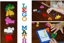Math - Addition / Fun ideas for teaching math  in the kindergarten classroom. Addition