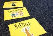 Comprehension - Story Elements / story elements