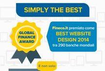 Fineco Infographics