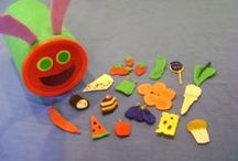Centers - Retelling / Fun, learning ideas for the elementary classroom. Retelling center ideas