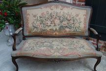 Antique French Furniture & Home Decor