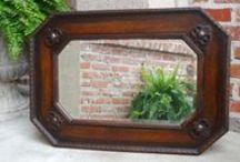 Antique European Mirrors