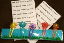 Math - Ordinals / Fun ideas for teaching math  in the kindergarten classroom. Ordinals