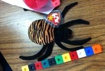 Math - Measurement (Length) / Fun ideas for teaching math  in the kindergarten classroom. Measurement (Length)